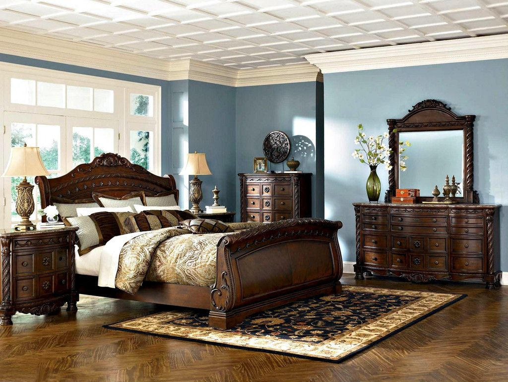 ashley furniture north shore b553 king bedroom set king bedroom