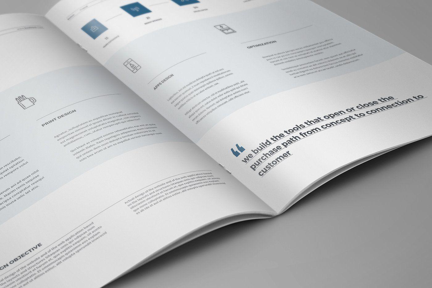 Brochure Brochure design template, Brochure, Brochure