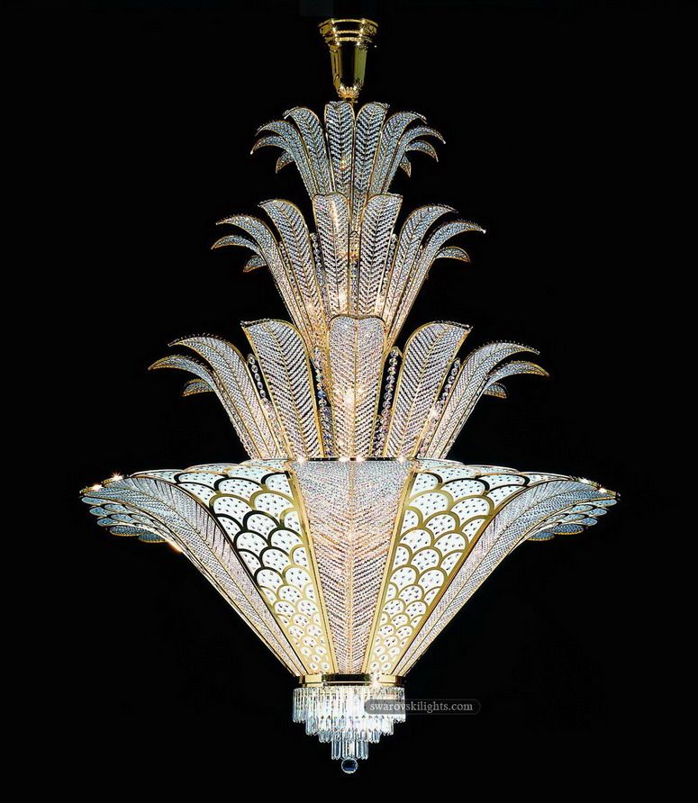 crystal home and c opal sconces signature down products on images rose light modern swarovski best pendant wall chandeliers contemporary quantum depot chandelier lighting