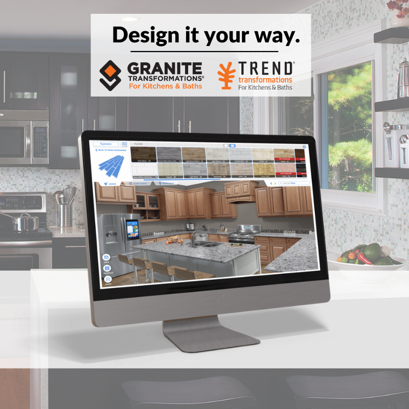 Try the Granite Transformations Visualizer for Home ...