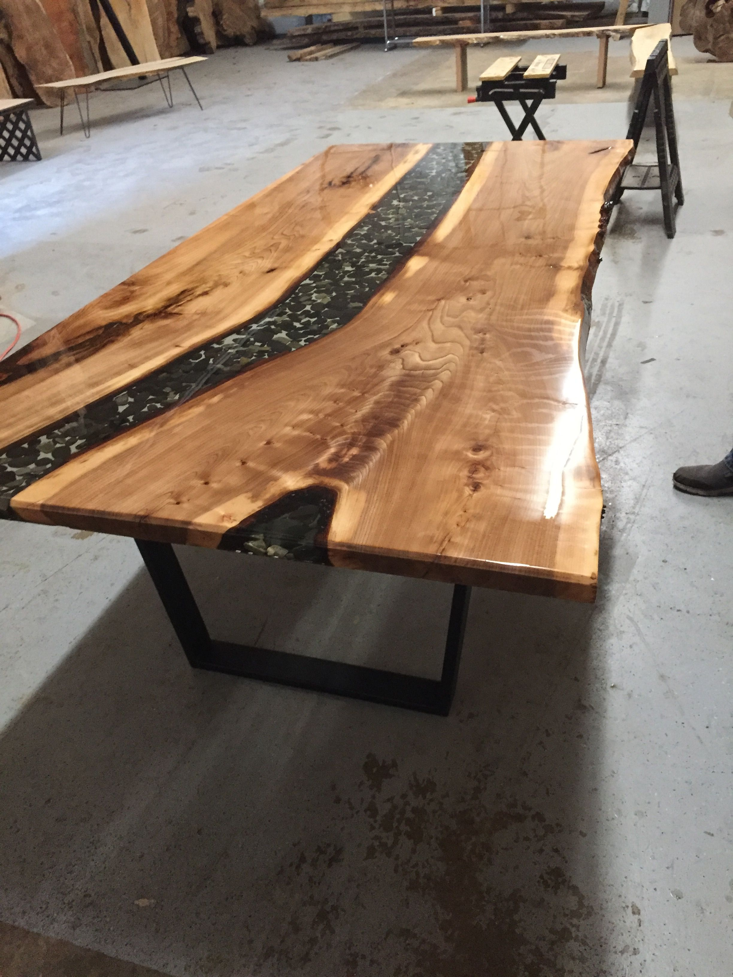 Pin On River Dining Table