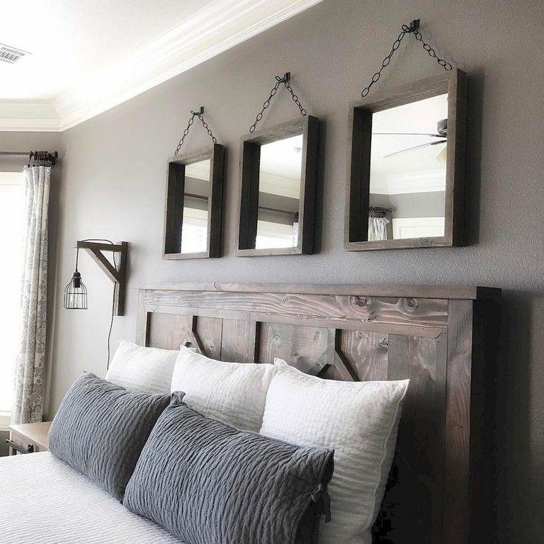 65 Lovely Farmhouse Master Bedroom Ideas Farmhouse Style Master Bedroom Rustic Master Bedroom Modern Farmhouse Style Bedroom