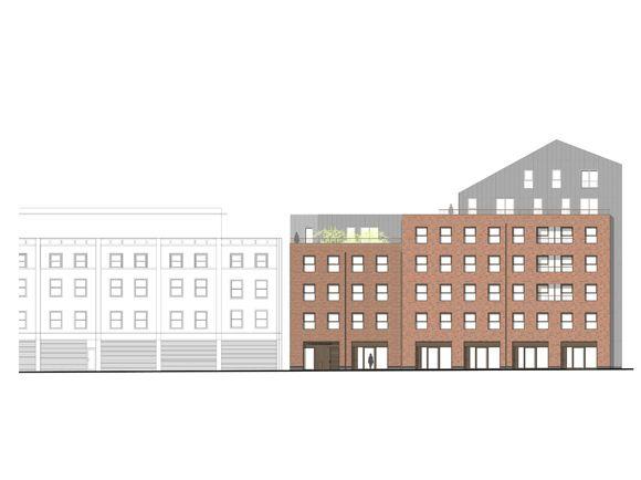 Stoke Newington / Waugh Thistleton Architects