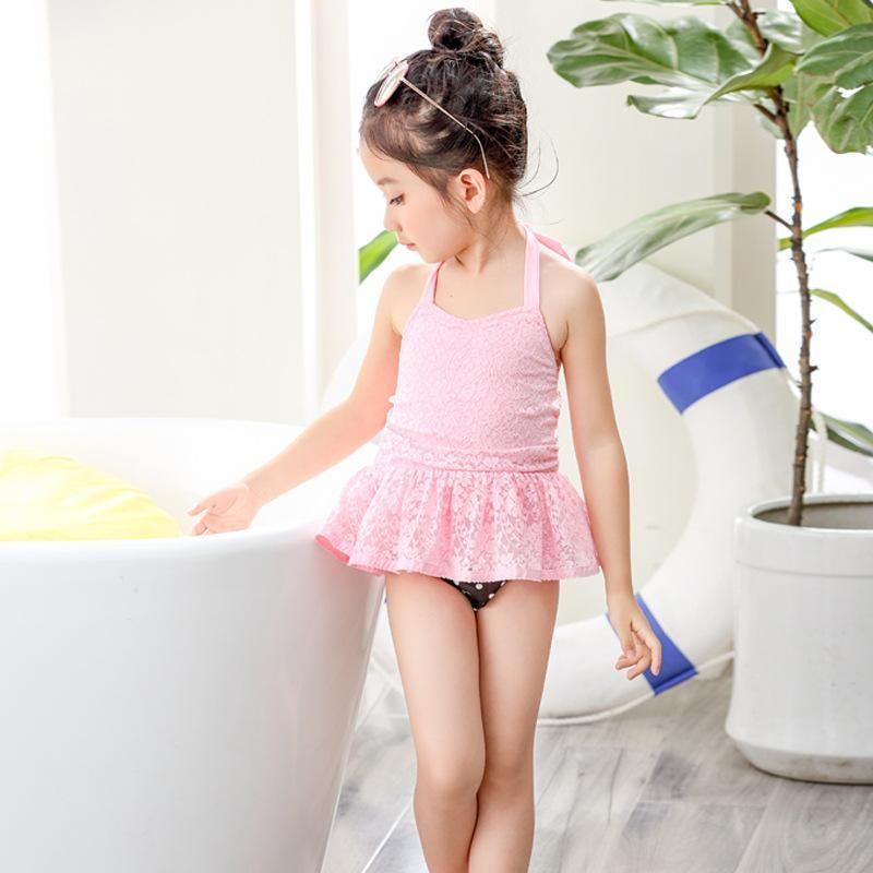 children swimwear girls swimwear fission cuhk female baby. Black Bedroom Furniture Sets. Home Design Ideas