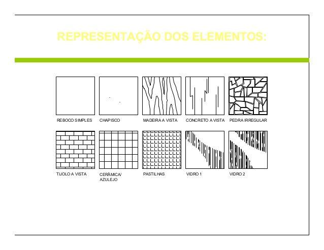 representação fachadas e cortes projeto - Pesquisa Google