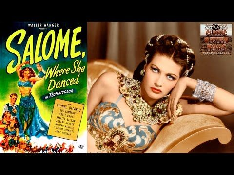 Salome Where She Danced 1945 Full Length Western Movies In English