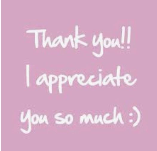 Hey I Just Wanted To Say Thank You For Caring About And Loving