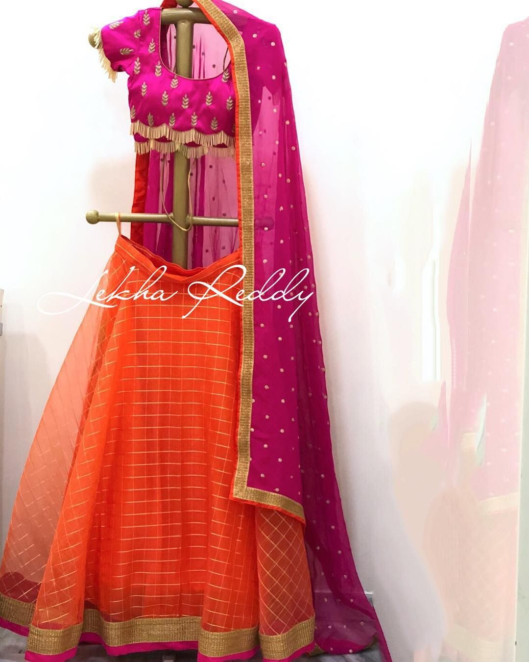 One of Lekha Reddy best seller now in different colour ...