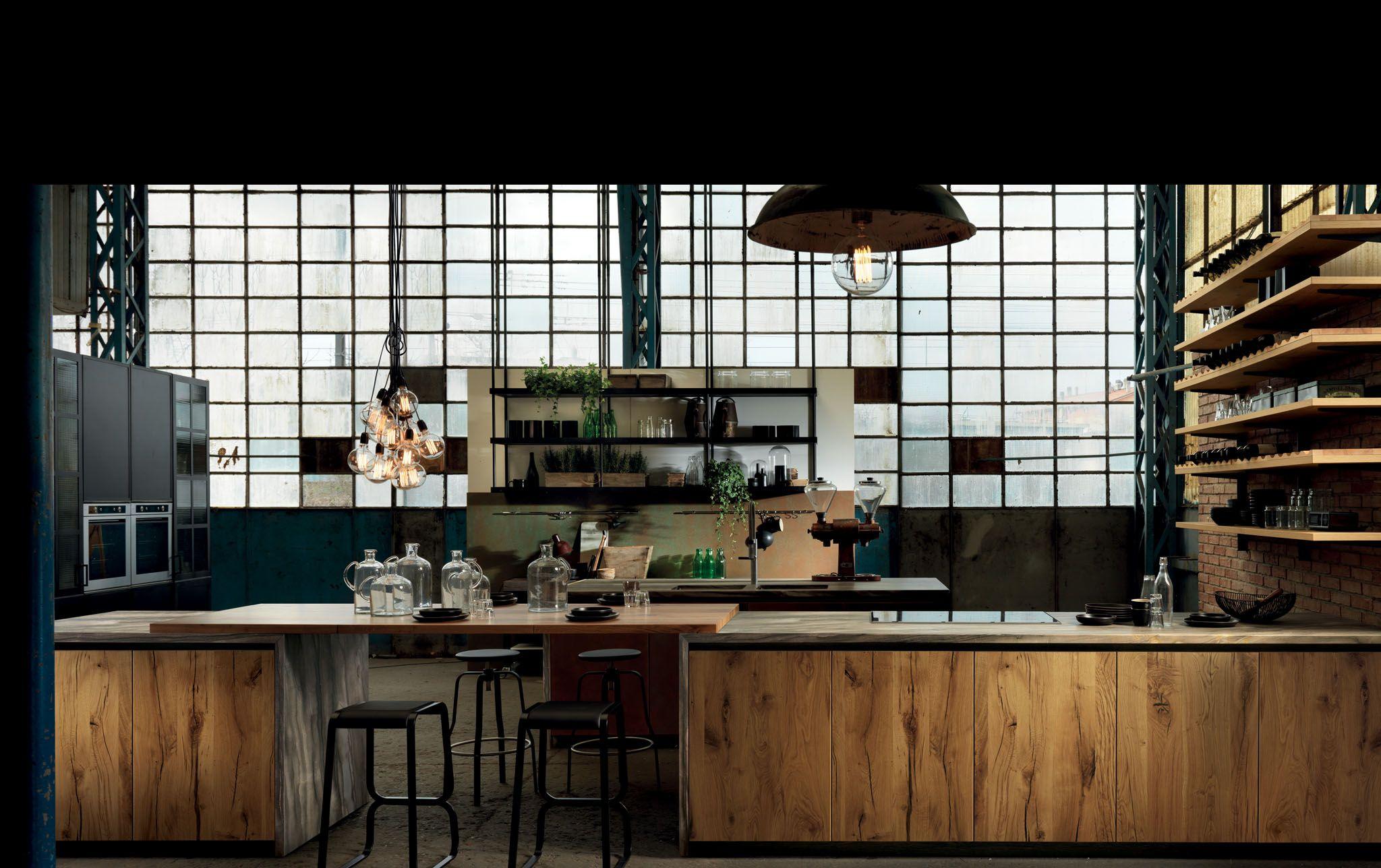 Aster Cucine Atelier kitchen cabinets | Modern kitchen idae ...