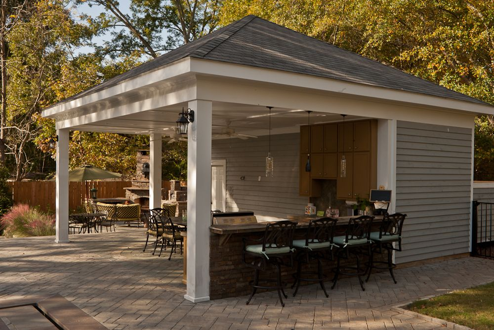 Chic Cabana Ideas For Backyard Awesome 0 On Outdoor My Home