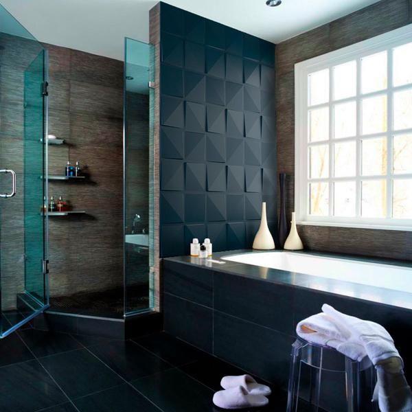 Ref Square | Modern bathrooms interior, Contemporary ...