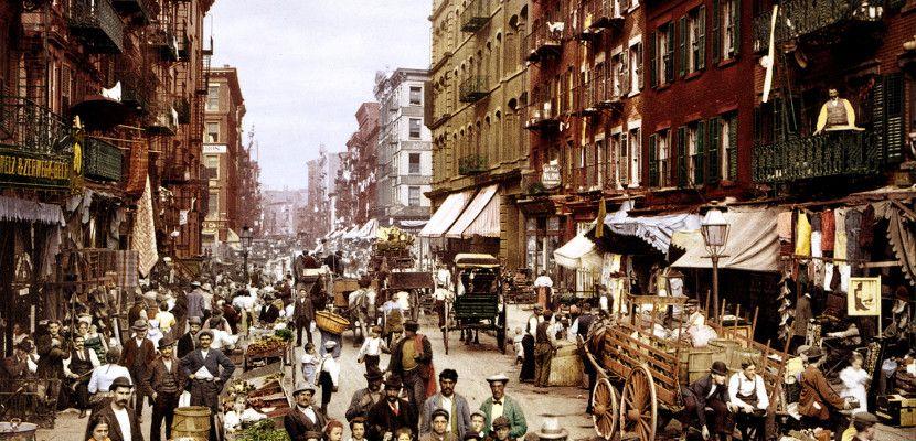 Nueva York - El nacimiento de la ciudad más importante del mundo - http://www.cultura10.com/nueva-york-el-nacimiento-de-la-ciudad-mas-importante-del-mundo/