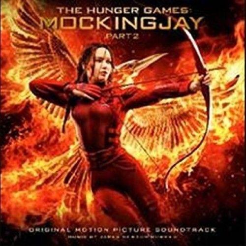 Hunger Games: Mockin - Hunger Games: Mockingjay Part 2 (Original Soundtrack) [Ne #ebay #Media