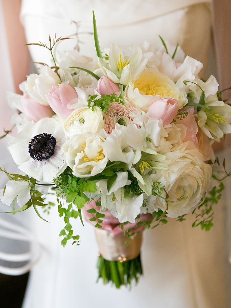 white rose wedding bouquet cost