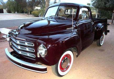 1950 studebaker truck shut up and drive pinterest voitures voiture americaine et vieilles. Black Bedroom Furniture Sets. Home Design Ideas