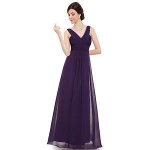 445fa9a7ae4 Ever Pretty V-Neck Sleeveless Empire Waist Evening Party Dress 08478 - Sears