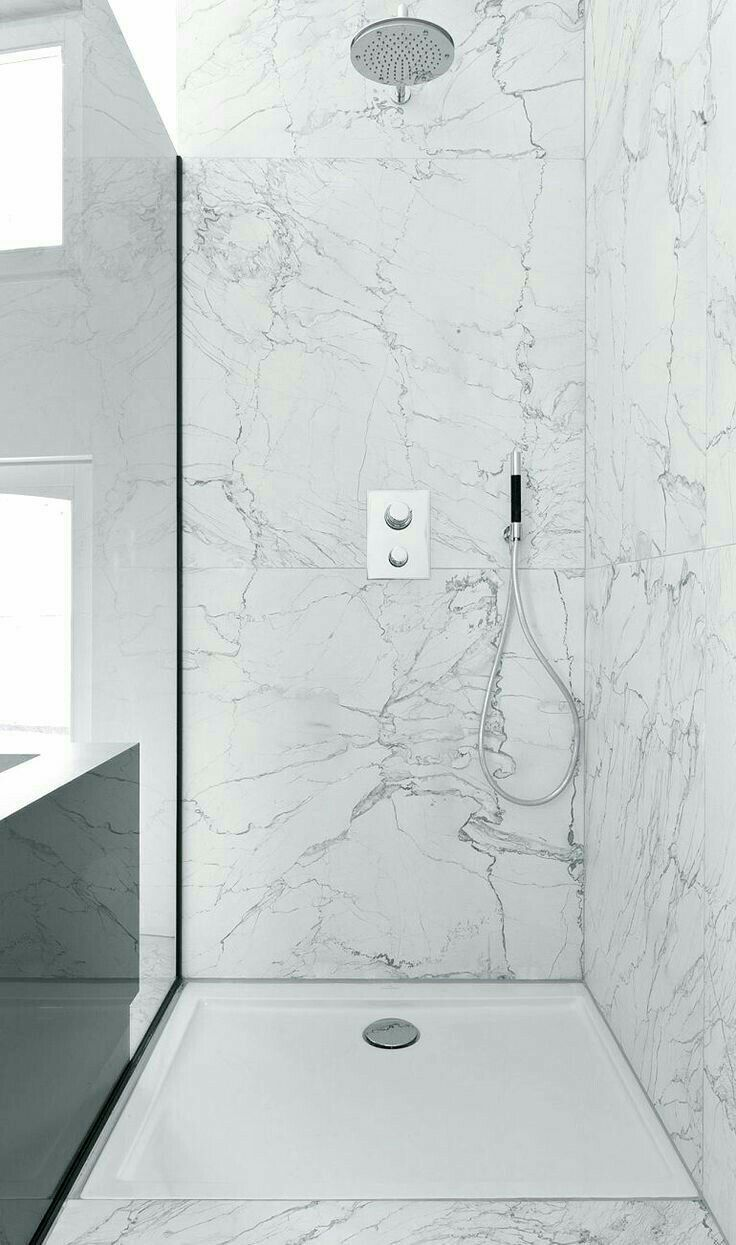 Large Porcelain Slabs For Less Grout Lines Bagno Di Lusso
