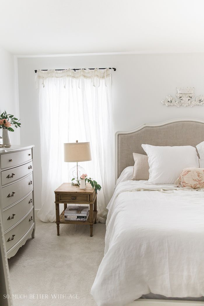 French Vintage Spring Tour Bedroom So Much Better With Age