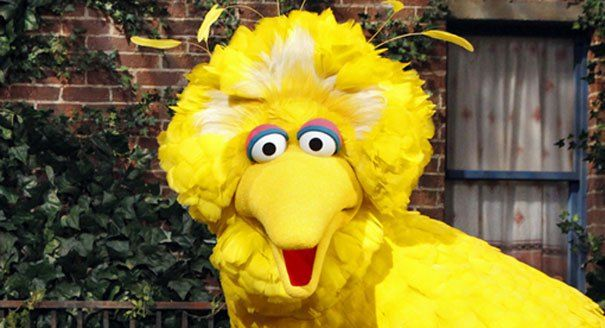 Government waste: startling amount taxpayers pay for Big Bird's salary each year