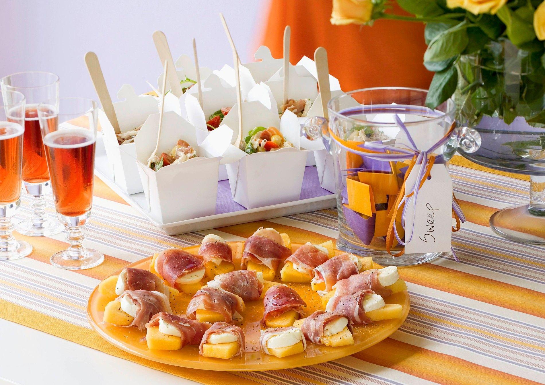Menu fiesta de cumplea os sano adultos buscar con google for Decoracion de ensaladas