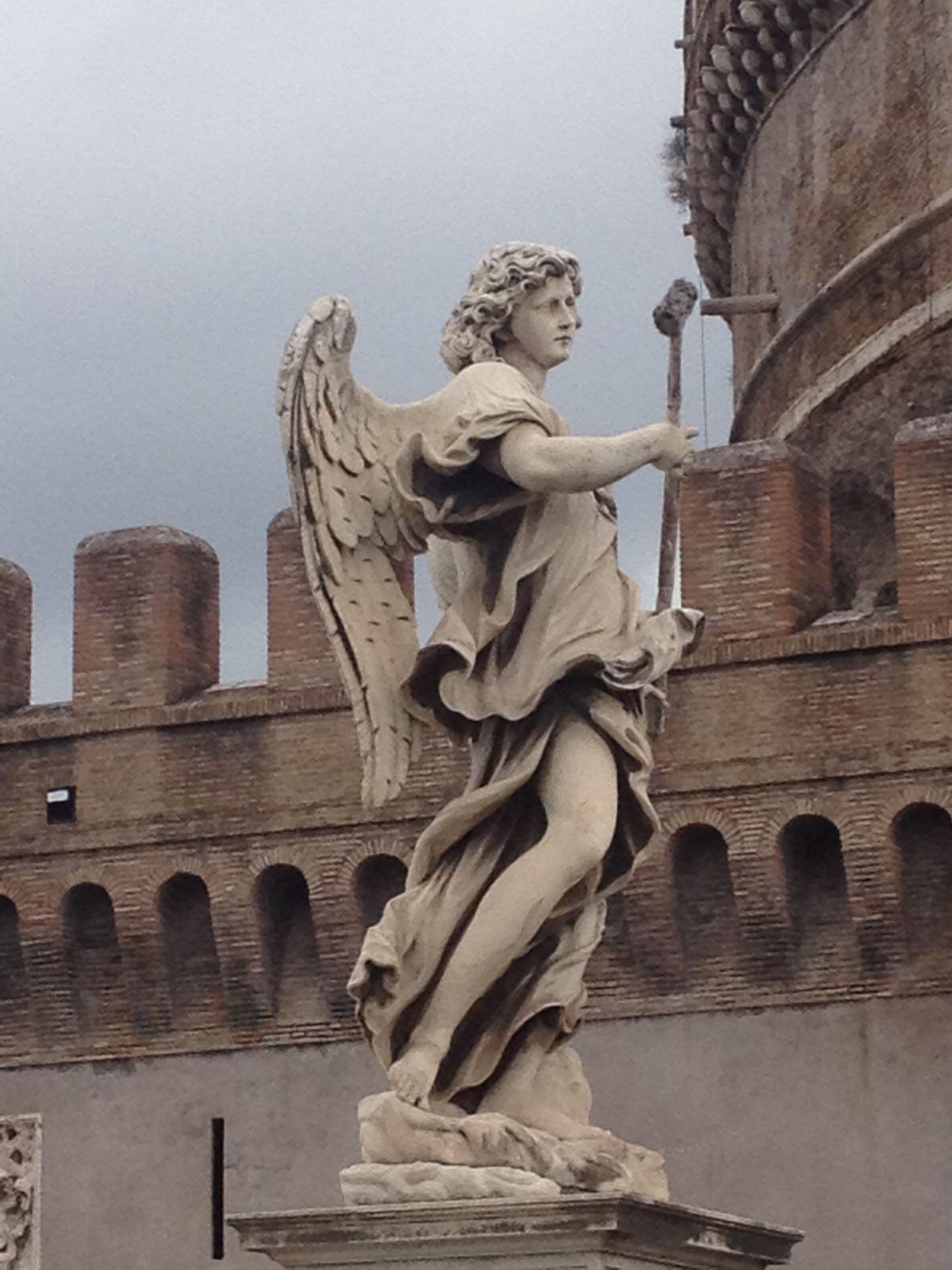 Задумчивая скульптура фото украшены