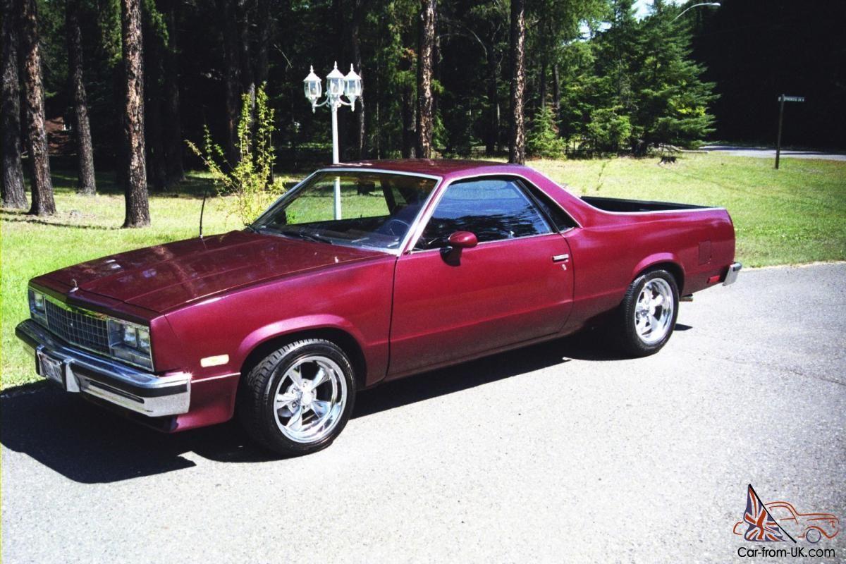 1979 El Camino | 1979 Chevrolet El Camino for sale | El Camino ...