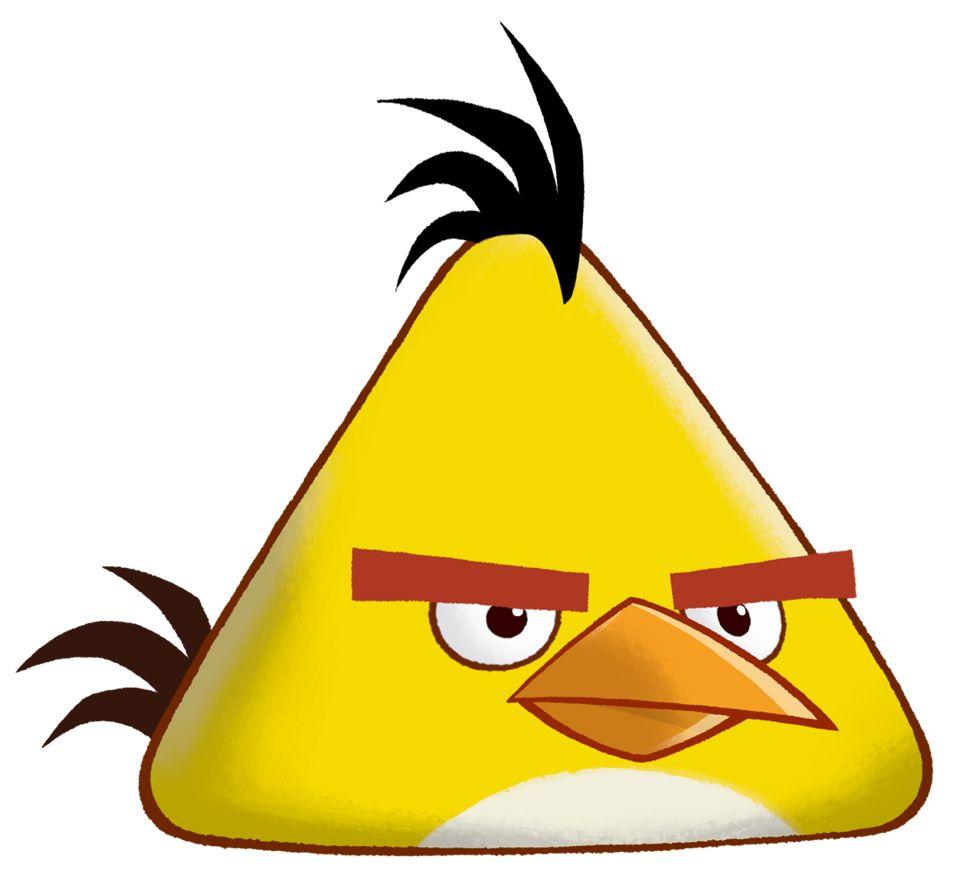 Chuck Angry Birds Angry Birds Dibujos Para Colorear Angry Birds Imagenes