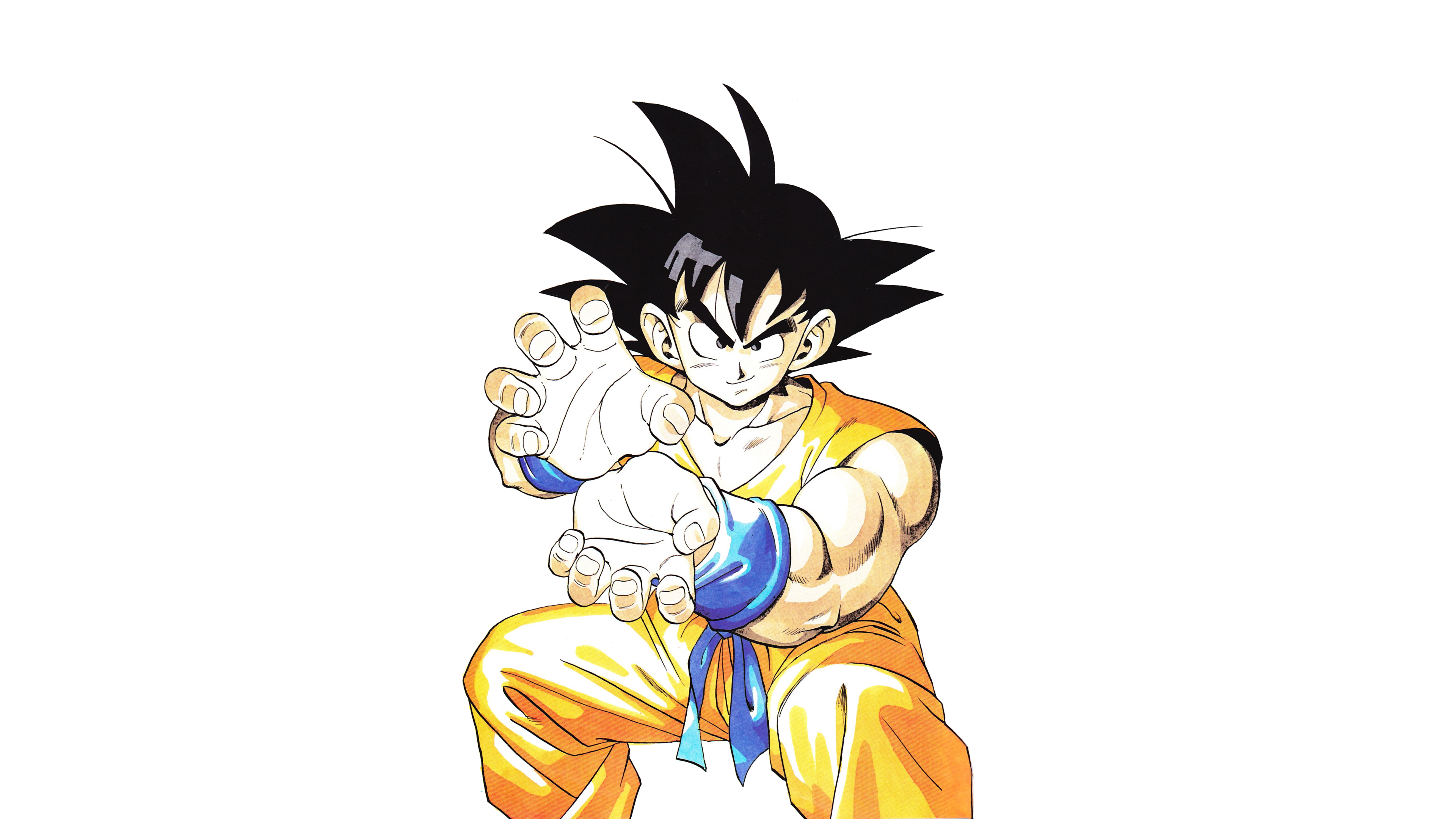 Anime 3840x2160 Dragon Ball Z Son Goku Dragon ball