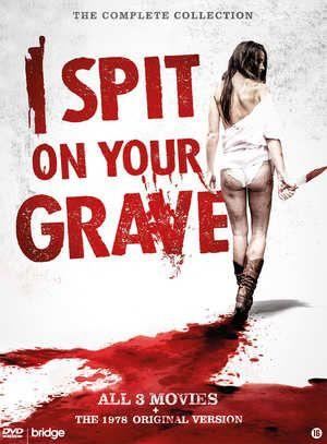 I Spit On Your Grave 1 3 I Spit On Your Grave Is Een Van De Meest Beruchte Titels Uit De Geschiedenis Van De Horrorfilm En Geniet Dvd Film Dvd Amazon Movies