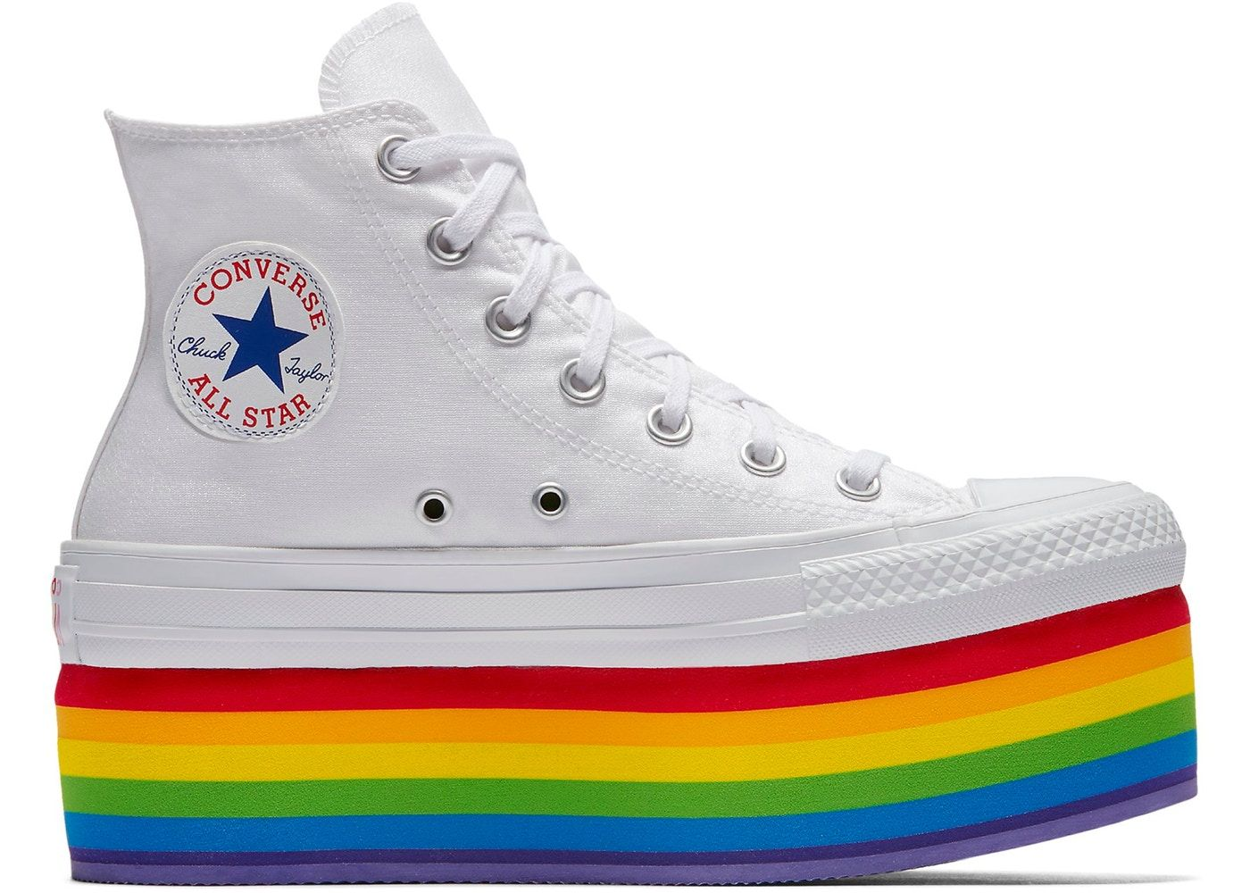 Converse Chuck Taylor All Star Platform High Miley Cyrus