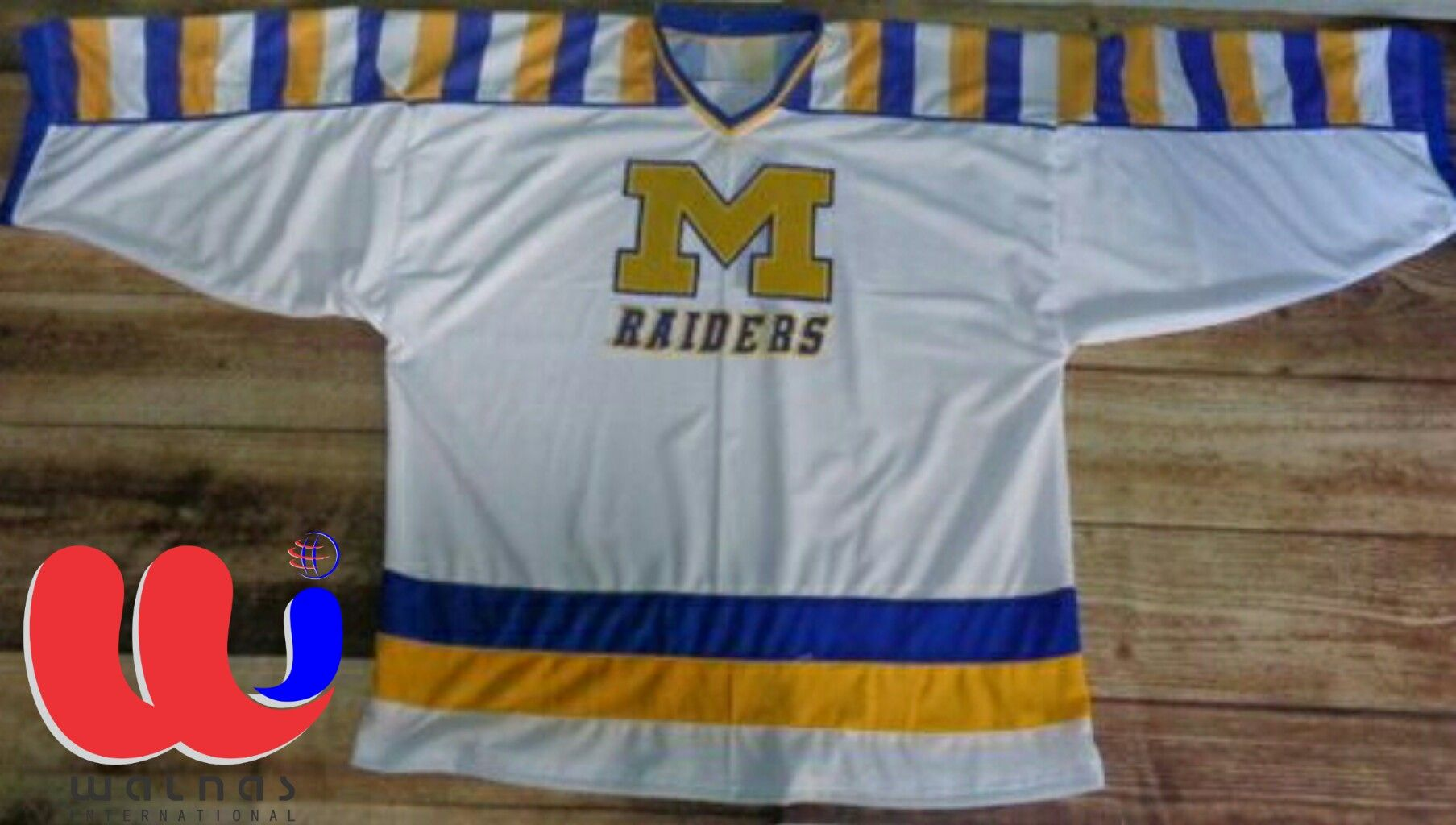 Custom hockey jerseys sublimated nonsublimated