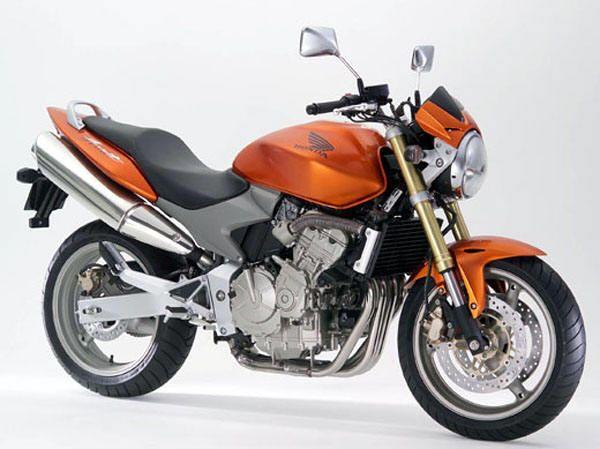 The Fabulous Honda Hornet 600 Shown Here In A Metallic Bronze