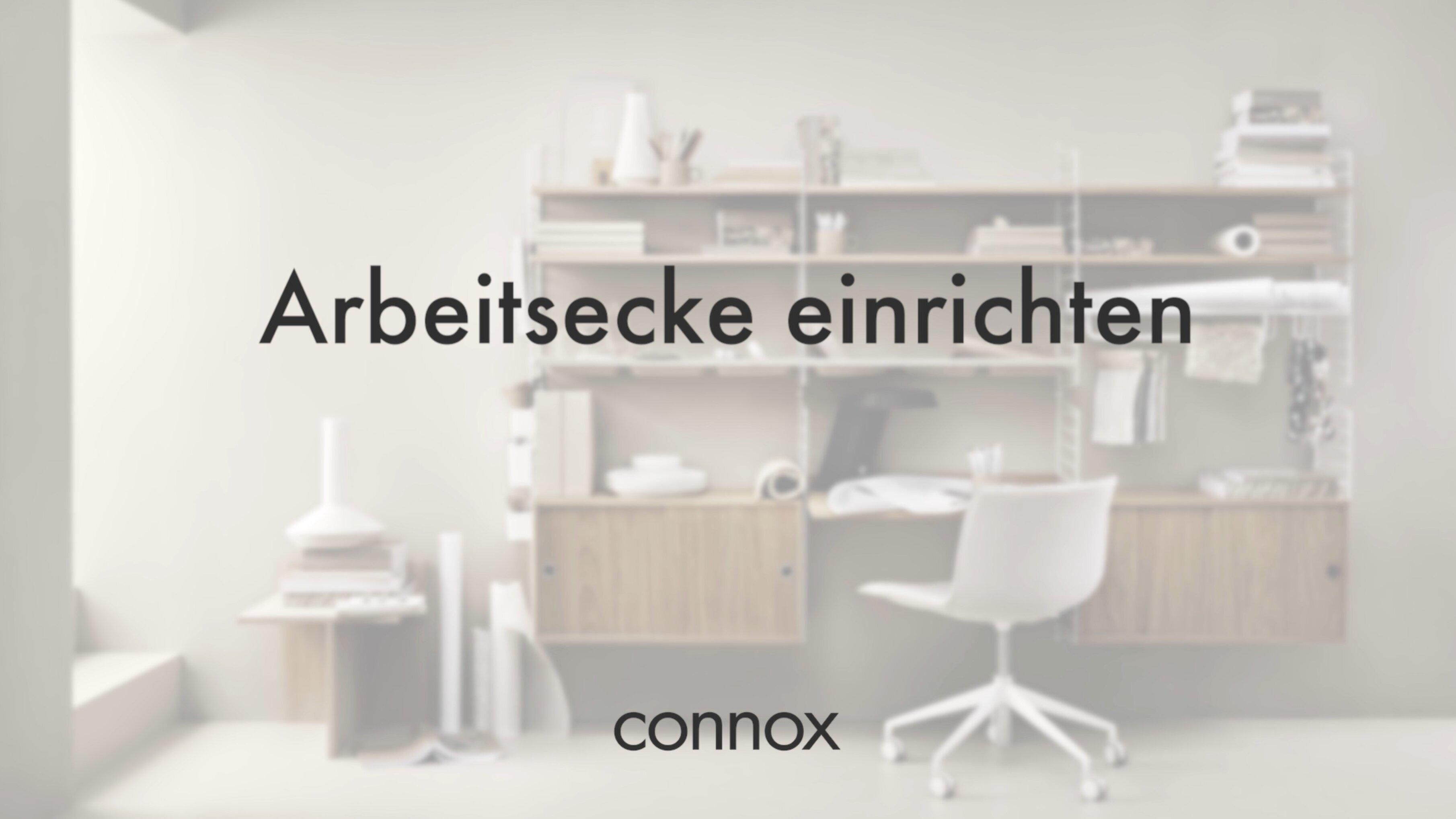 'Arbeitsecke einrichten   Connox Magazine' [Video] [Video]    Hausbüro organisation, Zimmer dekor ideen, Geschäfts  und büroarchitektur