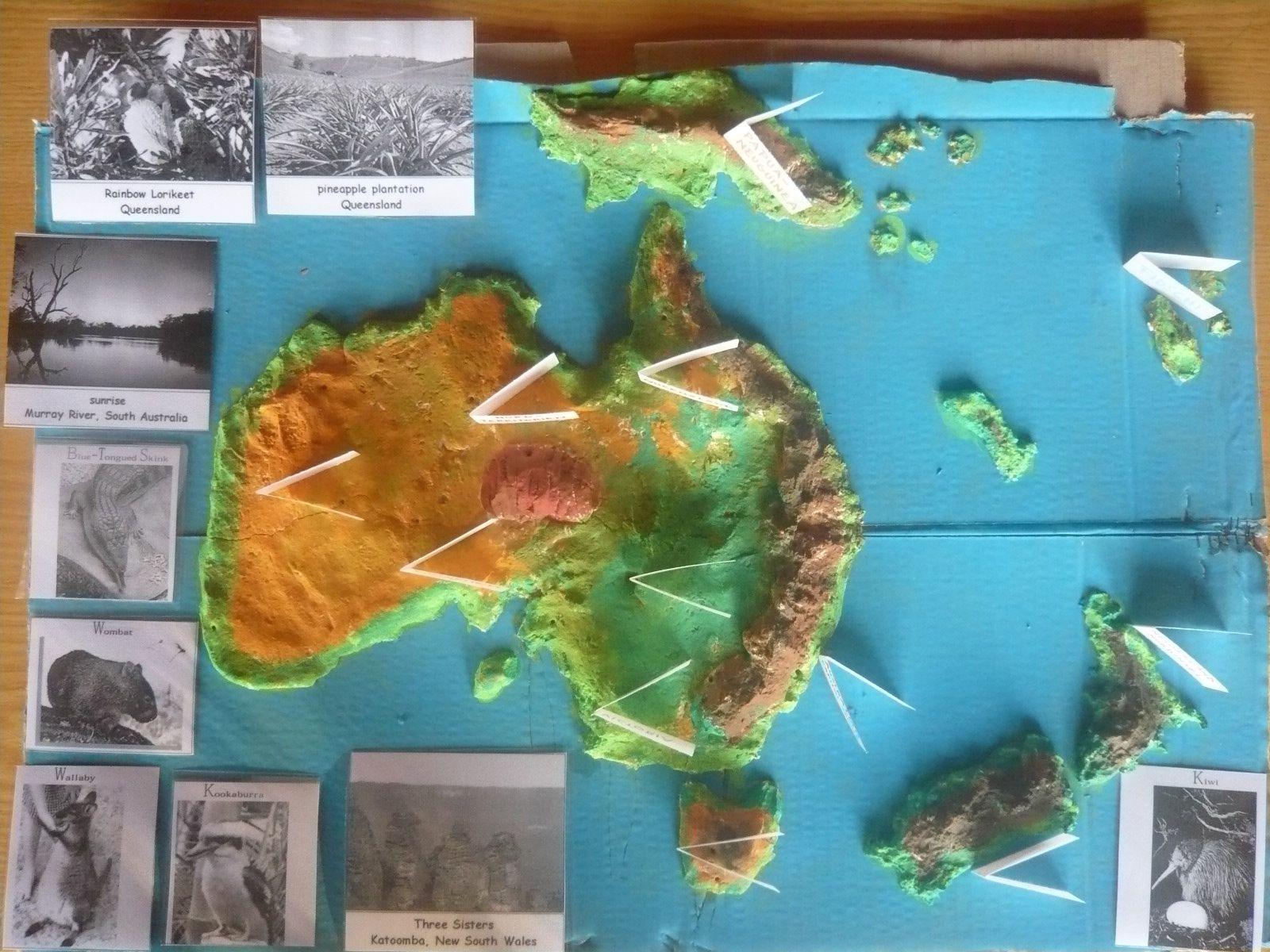 3d Map Of South Australia.More Australia Australia Australia School Australia Map