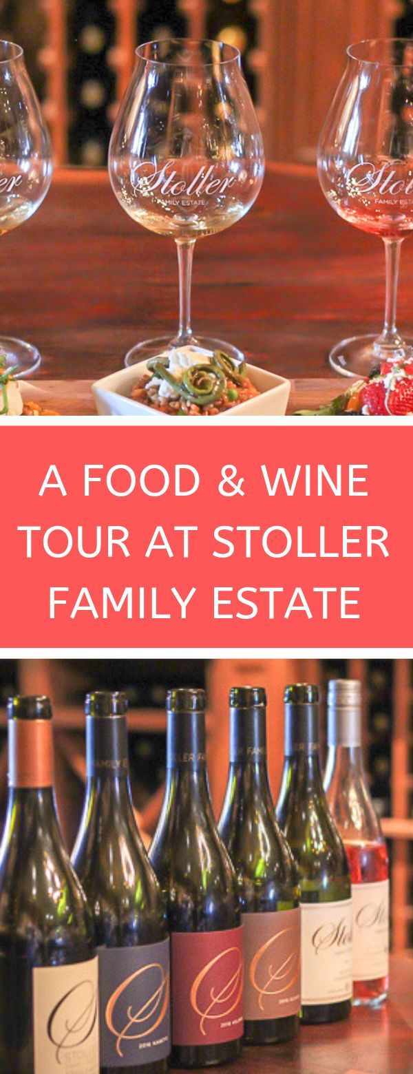 A Visit To Stoller Family Estate This Celebrated Life Wine Recipes Oregon Wine Tasting Wine Travel