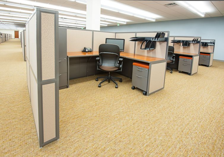 cubicle office space. Let Interior Concepts Custom Design Your Office Cubicles To Fit Space Needs. Speak Cubicle B
