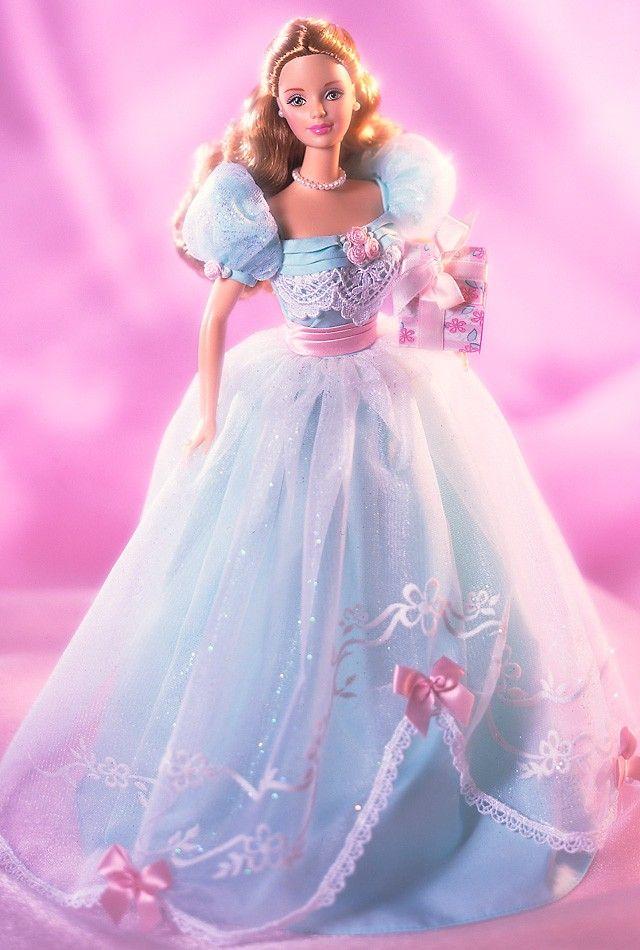 2000 Birthday WishesTM BarbieR Doll