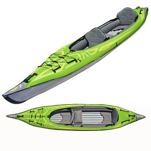 Most popular two person kayak, now in hi-vis green! Great deals on the Advanced…