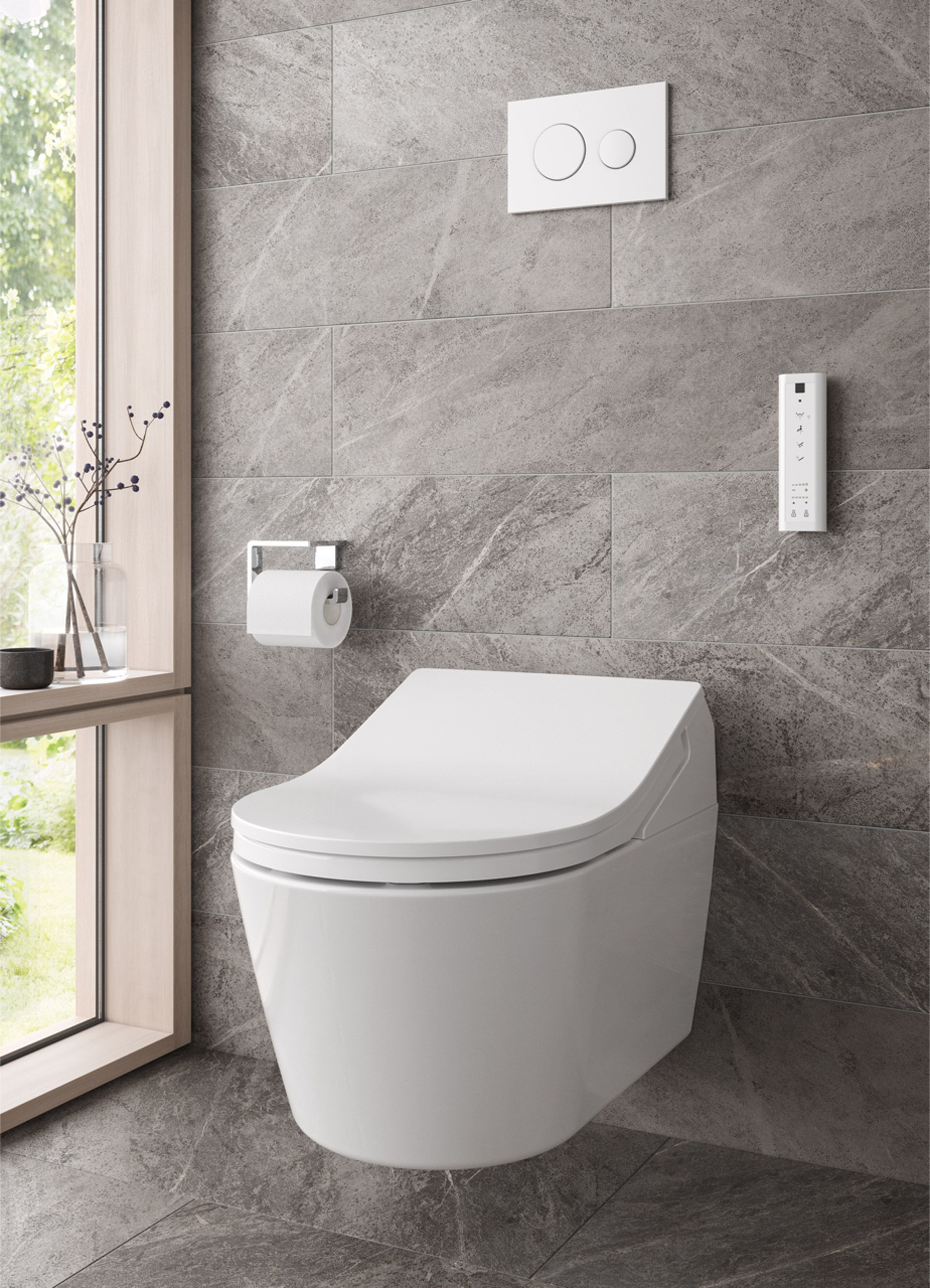David Morley To Discuss Toto Bathrooms