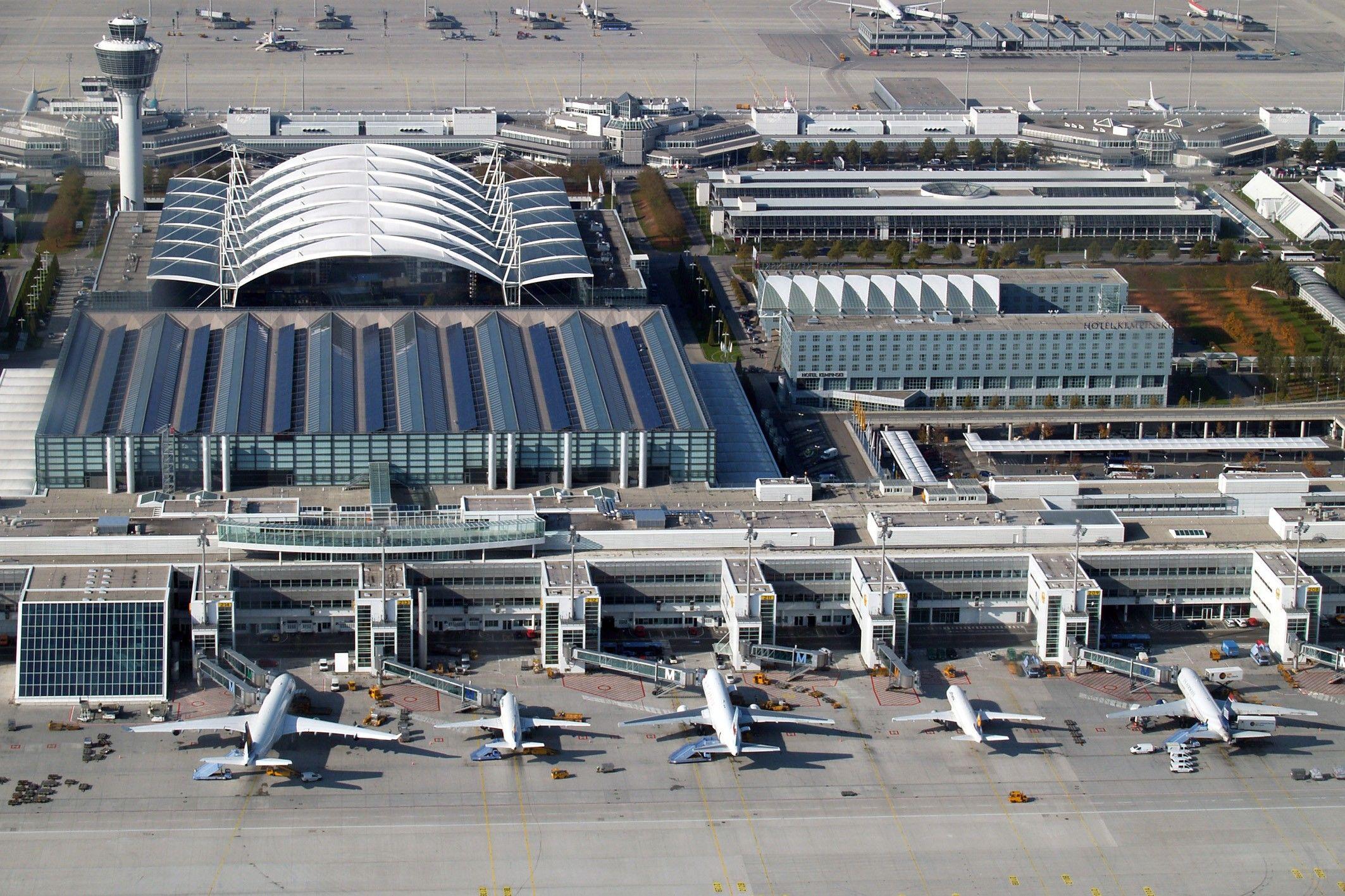 Munich Airport Germany Munich Airport Iaia Muc Icao Eddm Is