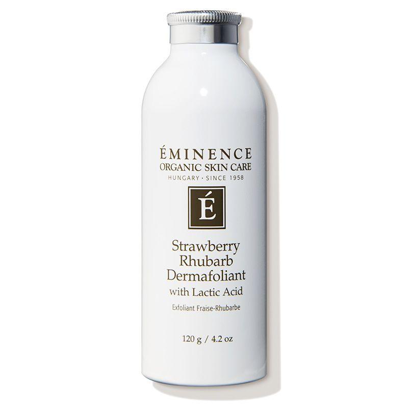 Eminence Organic Skin Care Strawberry Rhubarb Dermafoliant Eminence Organic Skin Care Organic Skin Care Rhubarb