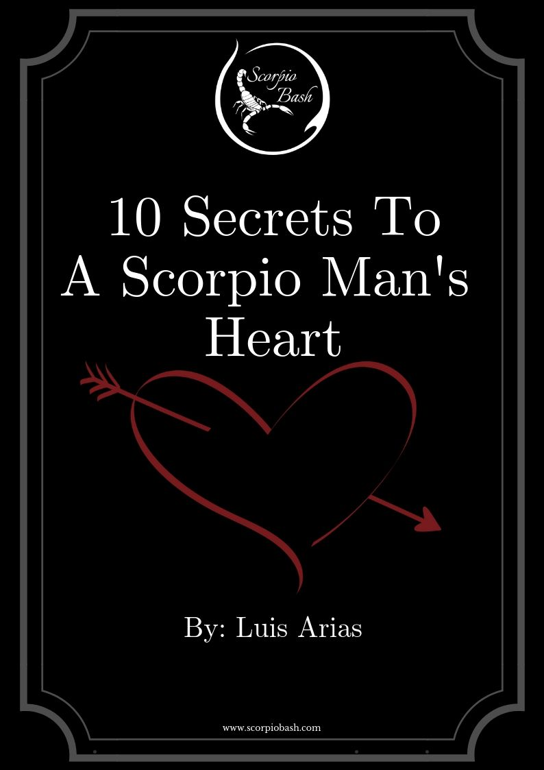 And scorpio relationships men 25 Truths