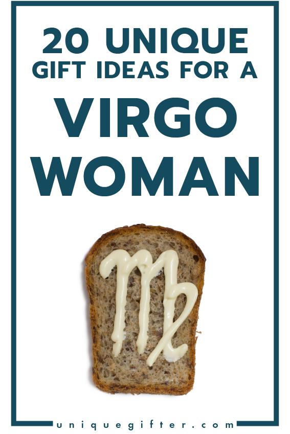 Gift Ideas For A Virgo Woman Unique Gift Ideas Virgo