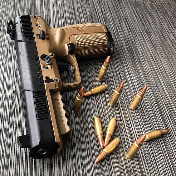 Fn Five Seven Fde 5 7x28 Guns Handgun Hand Guns Fn Five Seven