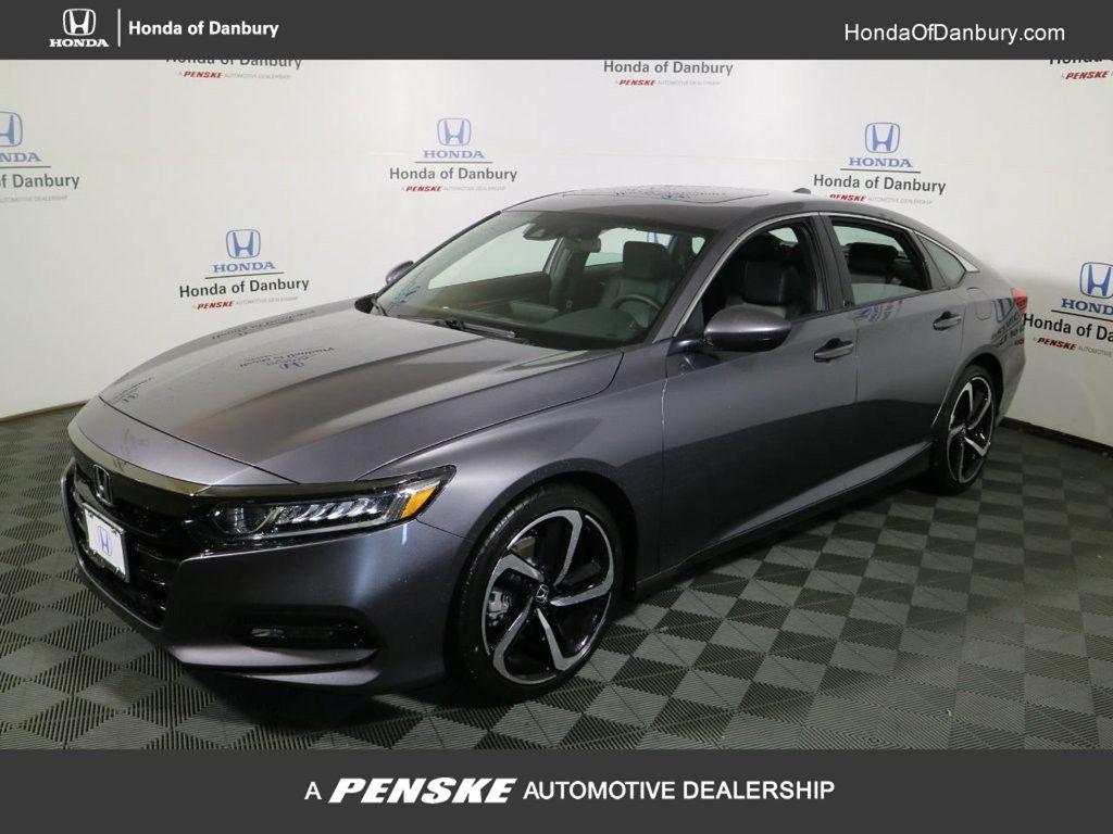 New Honda Accord 2018 Honda accord, Honda accord sport