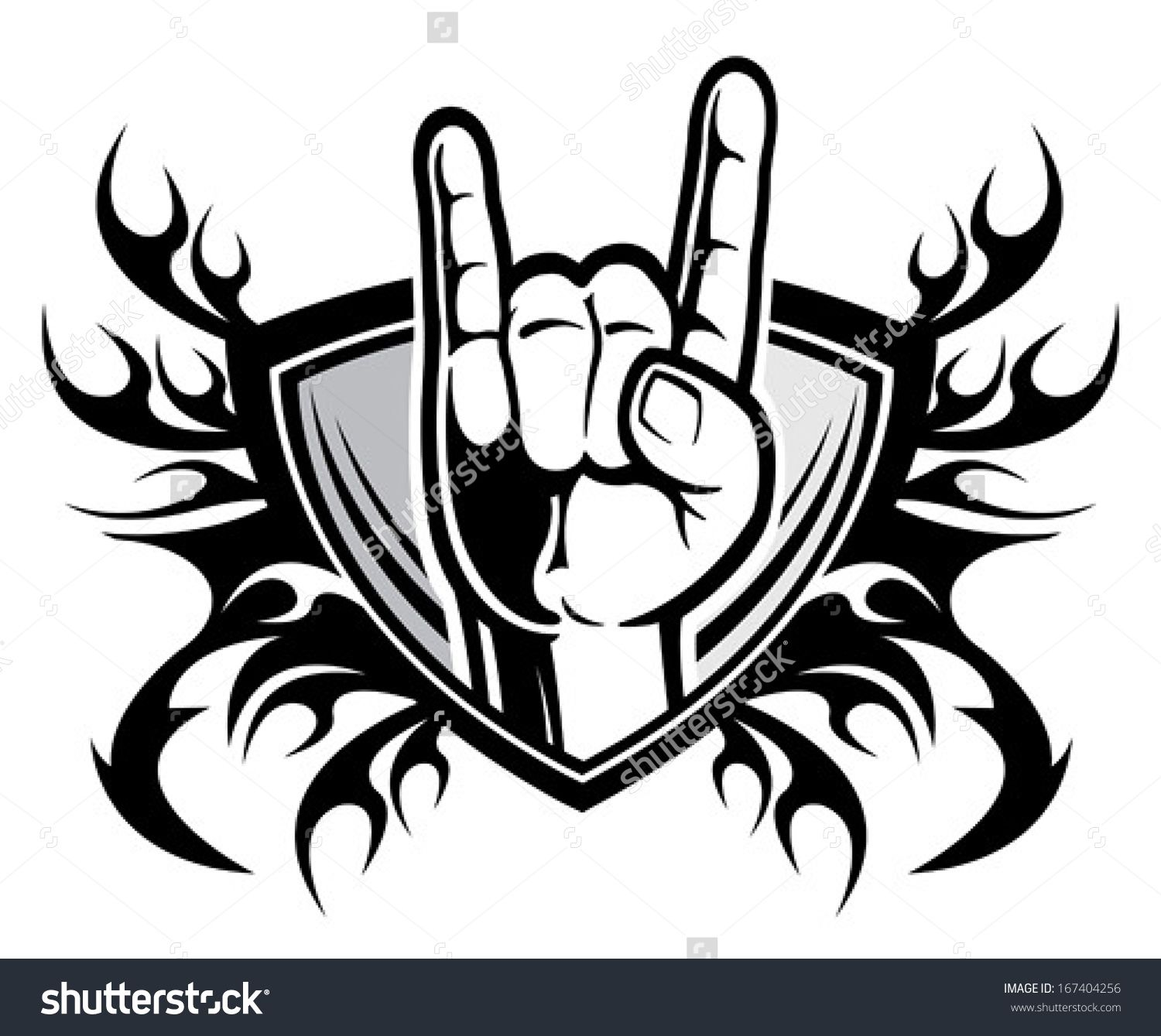 Rock and roll hand sign metal journal pinterest rock rock and roll hand sign buycottarizona