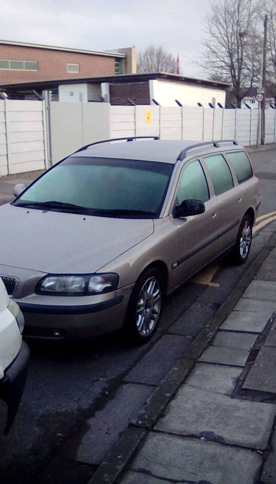 eBay: Volvo v70 t5 spares or repairs damaged salvage #carparts ...