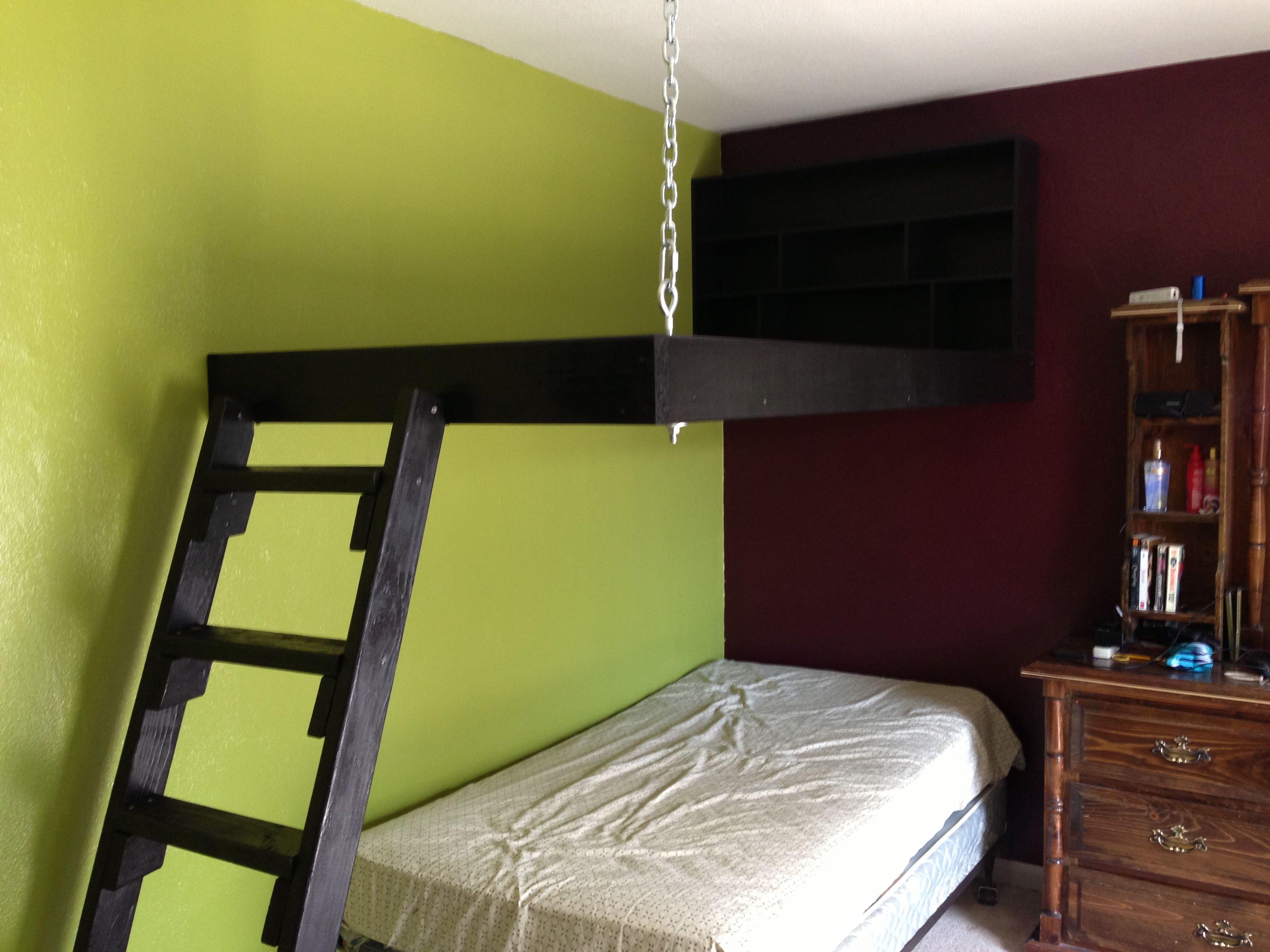 Pin By Debra Anderson On Loft Bed Loft Bed Frame Kid Room Decor Bedroom Loft