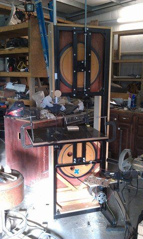 Matthew Rowlett uploaded this image to 'Bandsaw'.  See the album on Photobucket.