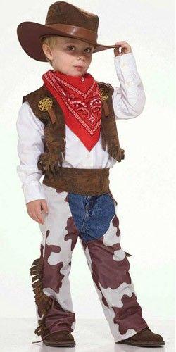 Fantasia de Cowboy Infantil Completa C  Chapéu    FantasiasCarol ... f1379d7ade5